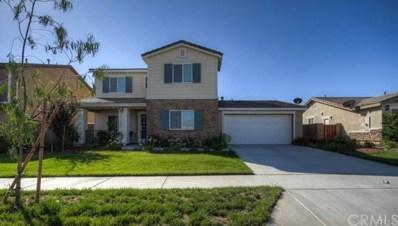 321 Fieldrush Street, Hemet, CA 92543 - MLS#: SW18120359