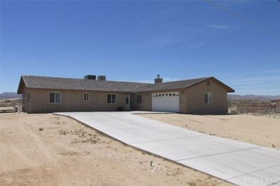 74781 Diamond Bar Road, 29 Palms, CA 92277 - MLS#: SW18120551