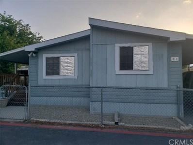 1097 N State Street UNIT 518, Hemet, CA 92543 - MLS#: SW18121357