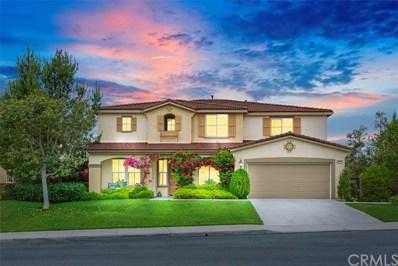 35717 Hawkeye Street, Murrieta, CA 92563 - MLS#: SW18121714