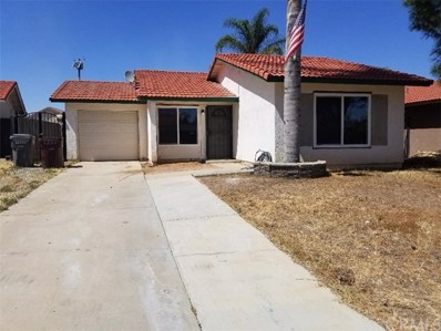 25630 Felicia, Sun City, CA 92586 - MLS#: SW18122620
