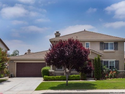 27797 Point Breeze Drive, Menifee, CA 92585 - MLS#: SW18122824