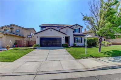 36379 Sicily Lane, Winchester, CA 92596 - MLS#: SW18123707