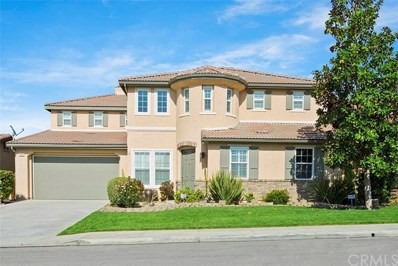 34588 Black Cherry Street, Winchester, CA 92596 - MLS#: SW18123734