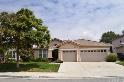 32612 Cullen Court, Winchester, CA 92596 - MLS#: SW18124079