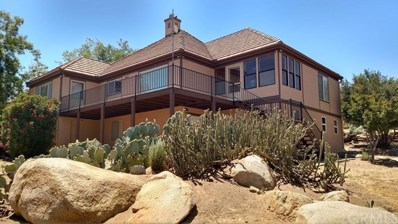 42195 Crazy Horse Canyon Road, Aguanga, CA 92536 - MLS#: SW18126544