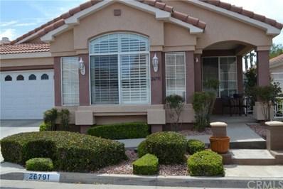 26791 Tropicana Drive, Menifee, CA 92585 - MLS#: SW18127551