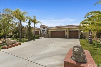 9765 Shadow Mountain Drive, Moreno Valley, CA 92557 - MLS#: SW18128096