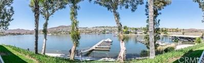 22244 Treasure Island UNIT 5, Canyon Lake, CA 92587 - MLS#: SW18129875
