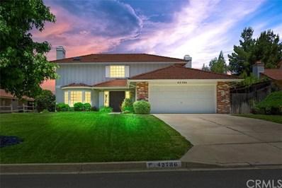 42786 Agena Street, Temecula, CA 92592 - MLS#: SW18130231