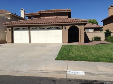 24520 Avenida Arconte, Murrieta, CA 92562 - MLS#: SW18130384