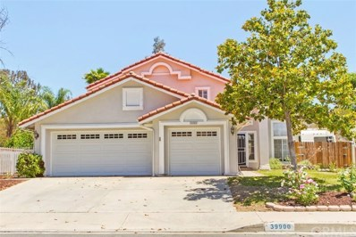 39900 Ranchwood Drive, Murrieta, CA 92563 - MLS#: SW18131304
