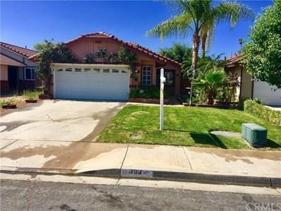 853 Don Drive, Hemet, CA 92543 - MLS#: SW18132868