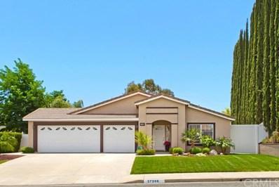 37396 Huckaby Lane, Murrieta, CA 92562 - MLS#: SW18133241