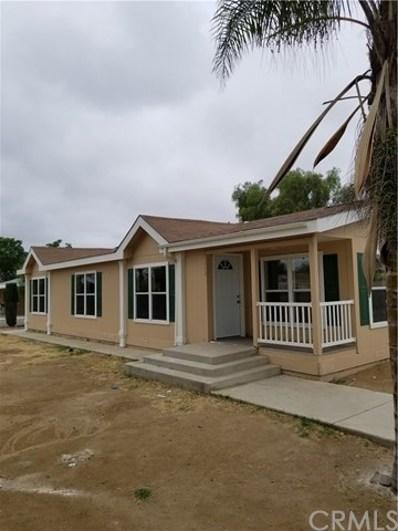 21468 Kinney Street, Perris, CA 92570 - MLS#: SW18133379