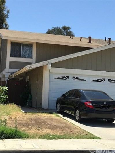 802 Robin Drive, Lake Elsinore, CA 92530 - MLS#: SW18134497