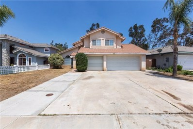 43 Jazz Lane, Perris, CA 92570 - MLS#: SW18135901