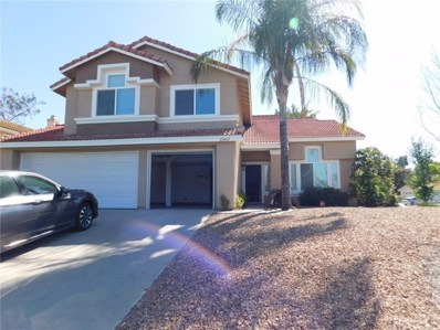 25407 Birchtree Drive, Murrieta, CA 92563 - MLS#: SW18137478