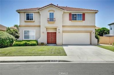 25317 Clear Canyon Circle, Menifee, CA 92584 - MLS#: SW18139500