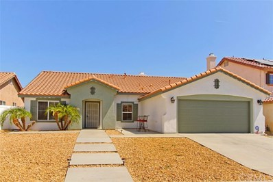 25090 Clover Creek Lane, Menifee, CA 92584 - MLS#: SW18139524