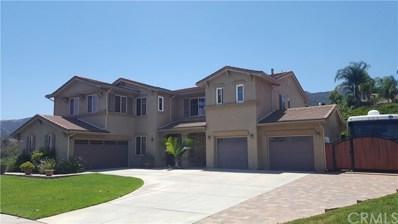 1676 Monte Mar Street, Corona, CA 92881 - MLS#: SW18140978