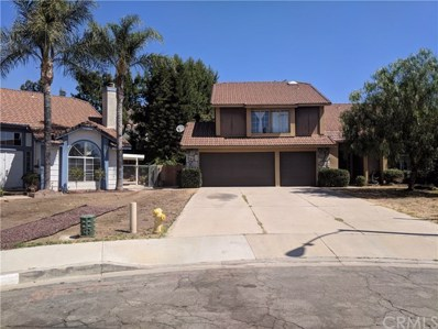 12202 Timlico Court, Moreno Valley, CA 92557 - MLS#: SW18141596