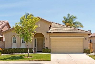 27929 Crystal Spring Drive, Menifee, CA 92584 - MLS#: SW18143332