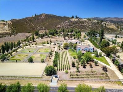 19050 Vista De Montanas, Murrieta, CA 92562 - MLS#: SW18147348