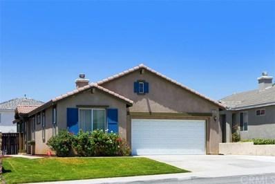 26054 Rojo Tierra, Moreno Valley, CA 92555 - MLS#: SW18149654