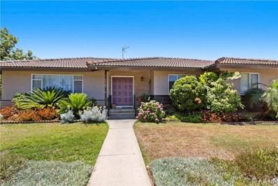 1562 E Grovecenter Street, Covina, CA 91724 - MLS#: SW18150847
