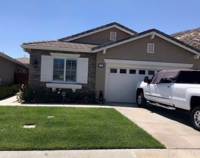 213 Furyk Way, Hemet, CA 92545 - MLS#: SW18150899