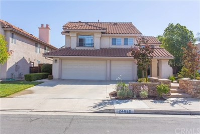 24028 Chatenay Lane, Murrieta, CA 92562 - MLS#: SW18152004