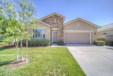 27892 Whisperwood Drive, Menifee, CA 92584 - MLS#: SW18153105