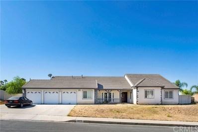 24699 Moonshadow Drive, Moreno Valley, CA 92557 - MLS#: SW18154645