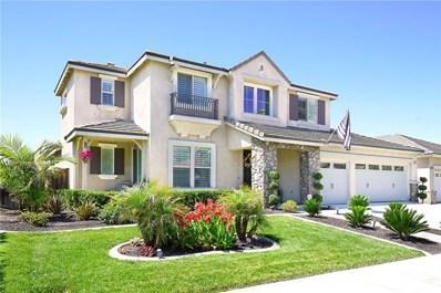 23981 Hollingsworth Drive, Murrieta, CA 92562 - MLS#: SW18155138