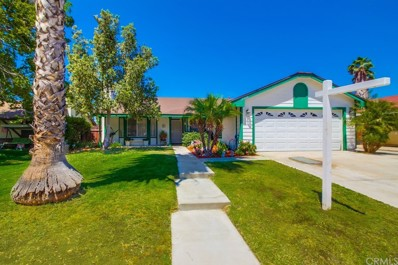 19006 W Janisse Lane W, Lake Elsinore, CA 92530 - MLS#: SW18155581