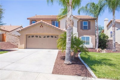 25364 Mammoth Lakes Circle, Menifee, CA 92584 - MLS#: SW18156220