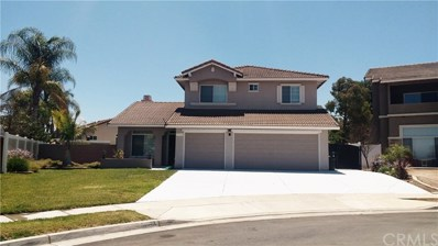 3343 Heatherbrook Circle, Corona, CA 92881 - MLS#: SW18156569