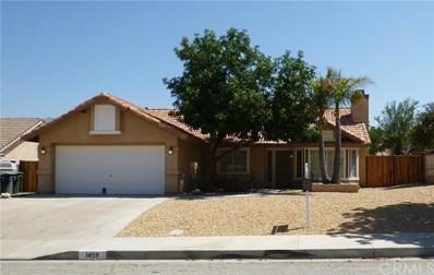 1459 E Beringer Drive, San Jacinto, CA 92583 - MLS#: SW18157196