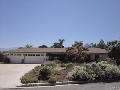 27282 Point Loma Court, Hemet, CA 92544 - MLS#: SW18157448