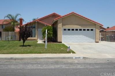 26436 Oxnard Street, Menifee, CA 92586 - MLS#: SW18157988