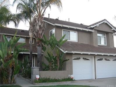 24015 Chatenay Lane, Murrieta, CA 92562 - MLS#: SW18159265