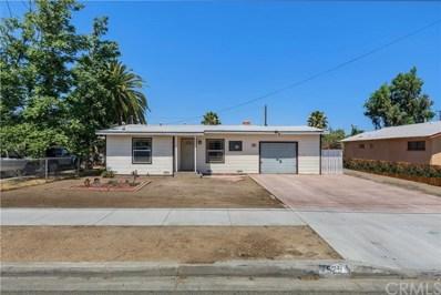 525 S Buena Vista Street, Hemet, CA 92543 - MLS#: SW18160483