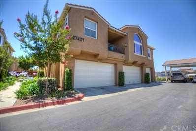 27427 Woburn Court UNIT 1, Murrieta, CA 92562 - MLS#: SW18160575