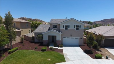 25303 Apache Hill Circle, Menifee, CA 92584 - MLS#: SW18160863