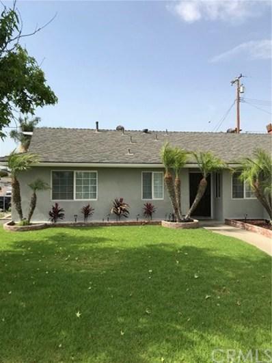 16321 Shadburn Avenue, Placentia, CA 92870 - MLS#: SW18161529