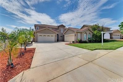 3827 Sienna Lane, Perris, CA 92570 - MLS#: SW18162562