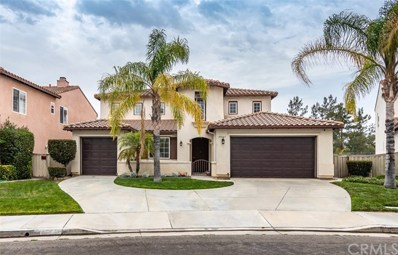 45661 Corte Royal, Temecula, CA 92592 - MLS#: SW18163565