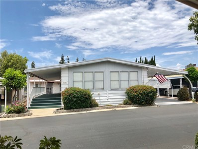 9255 Magnolia Avenue UNIT 134, Santee, CA 92071 - MLS#: SW18163668