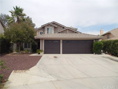 11660 Pintail Court, Moreno Valley, CA 92557 - MLS#: SW18164761